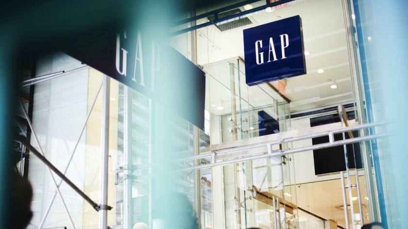 Gap cierra su famosa tienda de Nueva York
