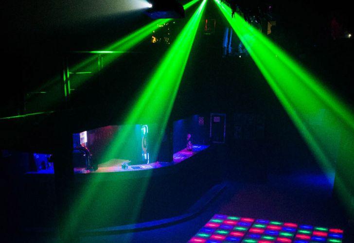 Disco Funk Soul 80s Fiesta Under En San Telmo Para