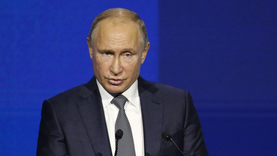 Vladimir Putin 26122018