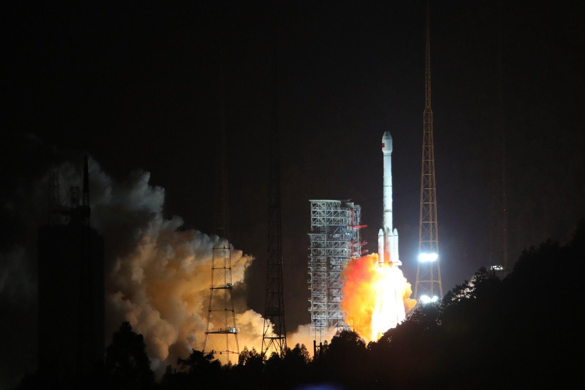 La respuesta de China al GPS de EE.UU. tiene grandes ambiciones