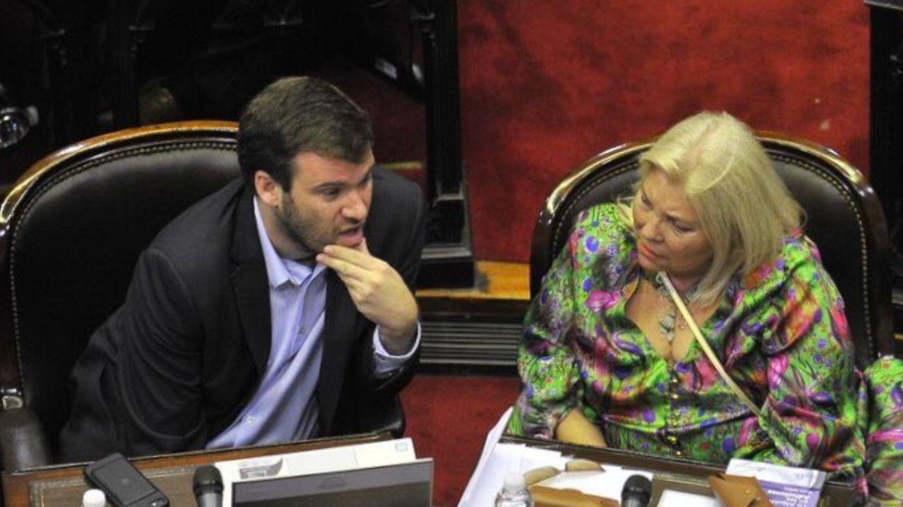 La Coalición Cívica denunció amenazas de Lorenzetti a Nolasco