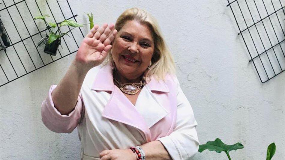Lilita Carrió se jubila 28122018