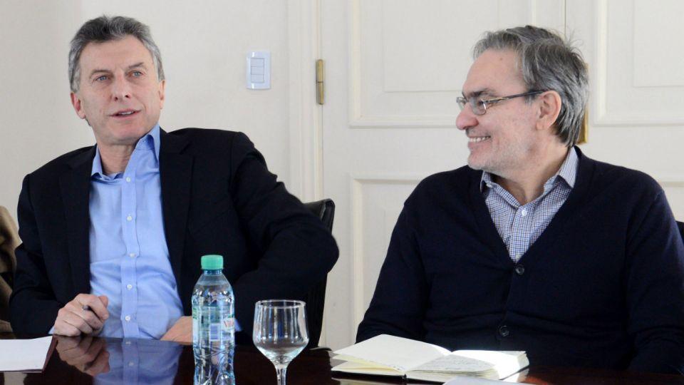 Gustavo Lopetegui Mauricio Macri