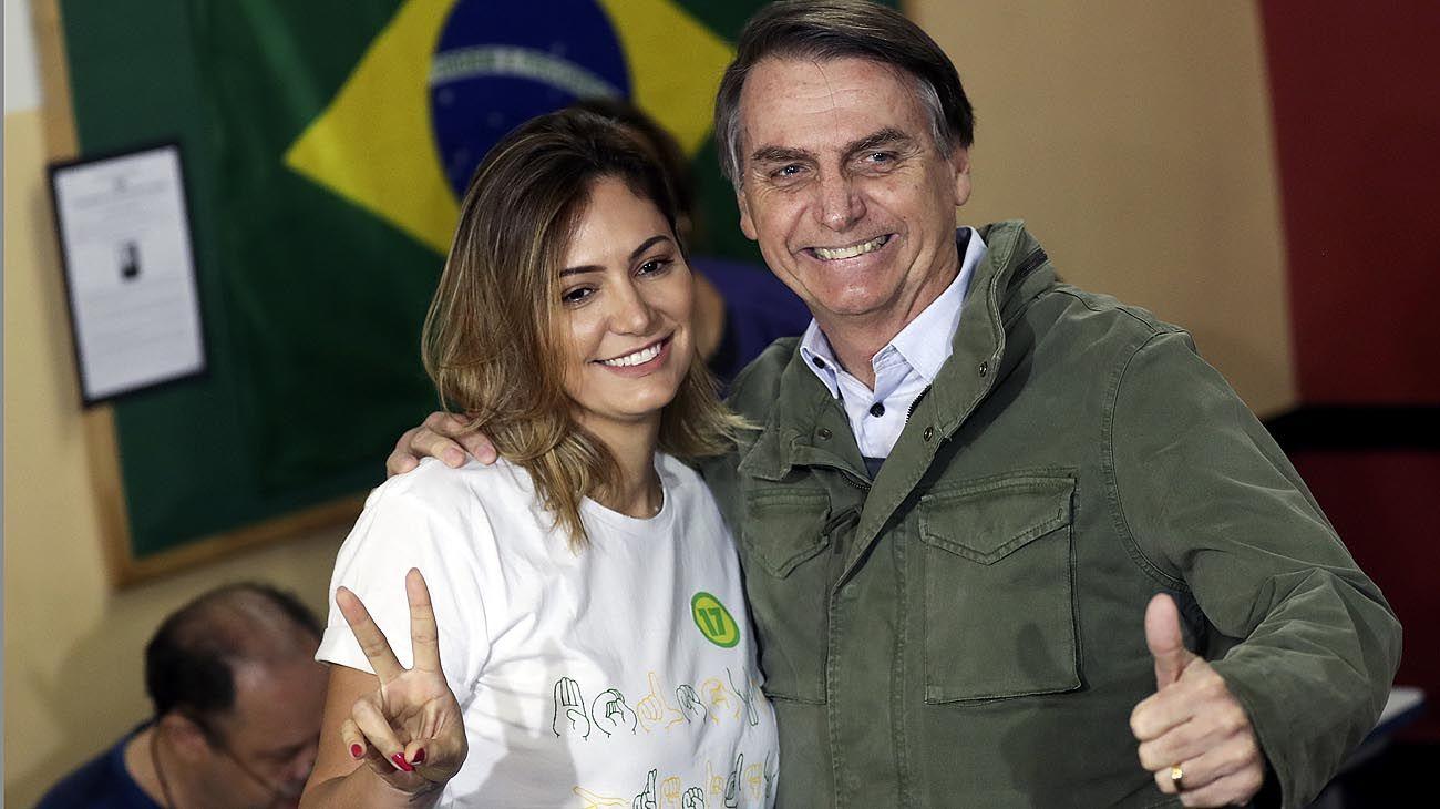 Un escándalo de corrupción ya amenaza a Jair Bolsonaro