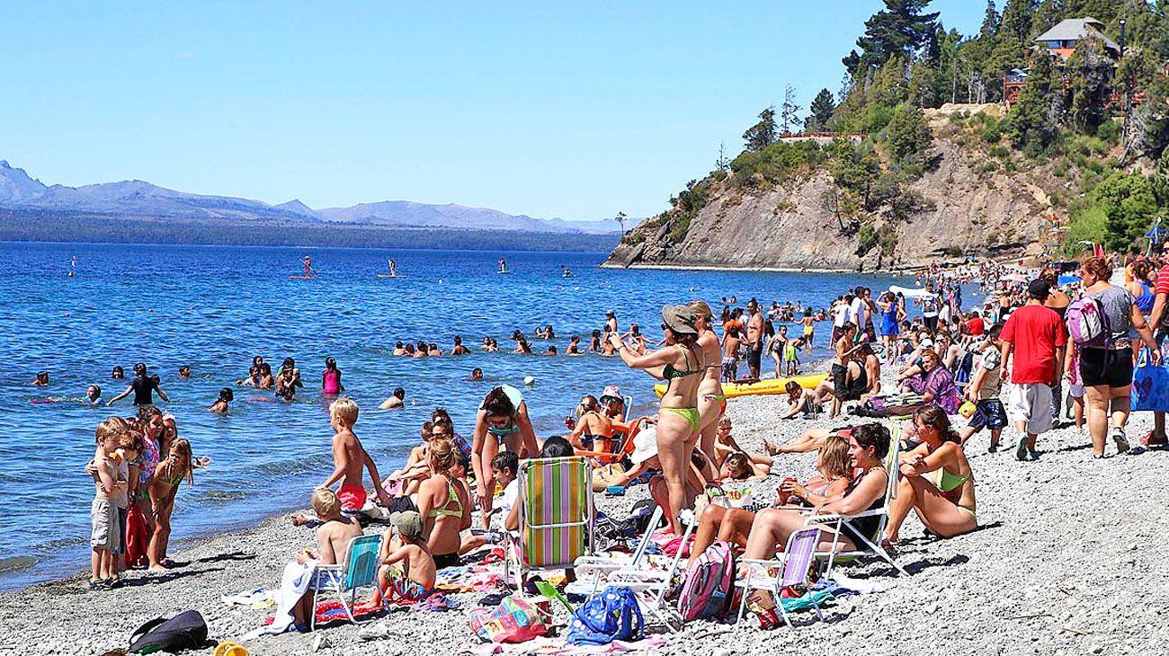 Bariloche 20 % más de turistas extranjeros que este año.