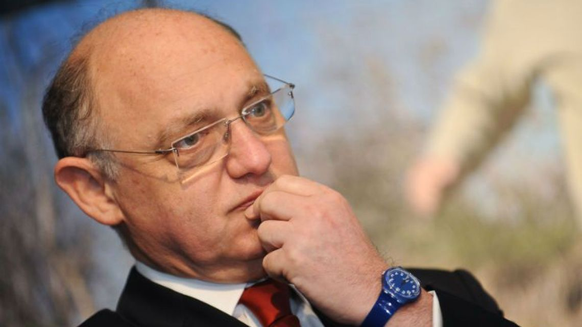 Former foreign minister Héctor Timerman has died aged 65.