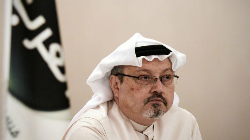 Difunden un vídeo del traslado de los presuntos restos de Khasoggi