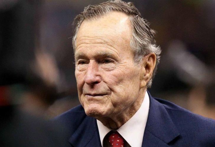 George H.W.Bush (12/06/1924-30/11/2018).