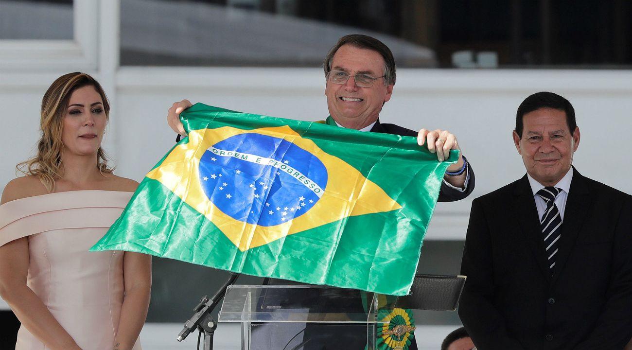 La frase preferida de Jair Bolsonaro que evoca al nazismo