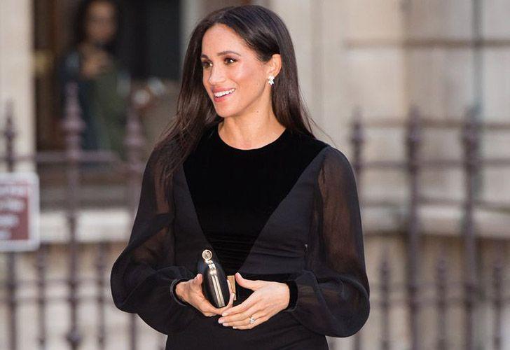 Meghan Markle, directora invitada de Vogue