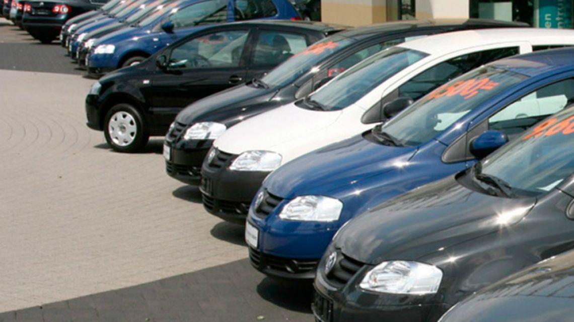 Venta De Autos >> Parabrisas Autos Usados Cuales Fueron Los Mas Vendidos En