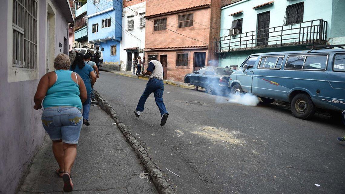 venezuela-miedo