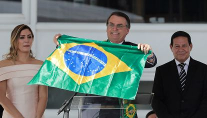 Jair Bolsonaro y una frase para la polémica.