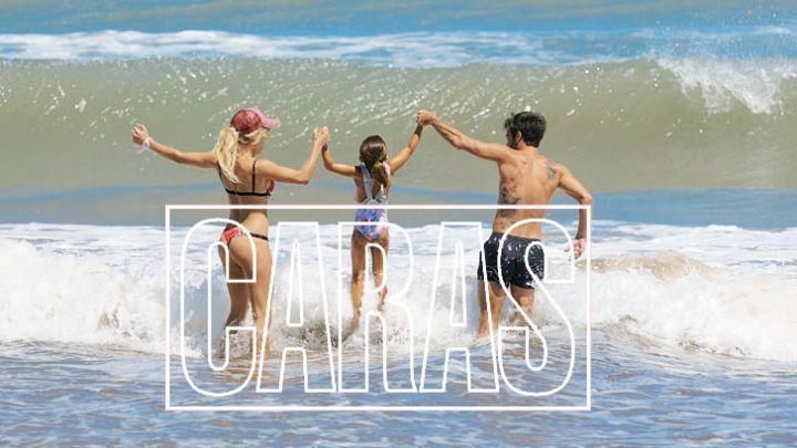 Familia ensamblada: el fin de semana de Laurita Fernández, Nico Cabré y Rufina