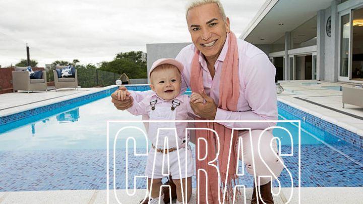 Flavio Mendoza confirmó que quiere agrandar la familia