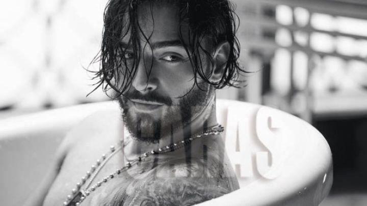 Maluma presentó nuevo disco con grandes de la música como Madonna y Ricky Martín