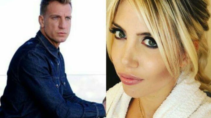 El palito de Maxi López a Wanda Nara en medio del escándalo