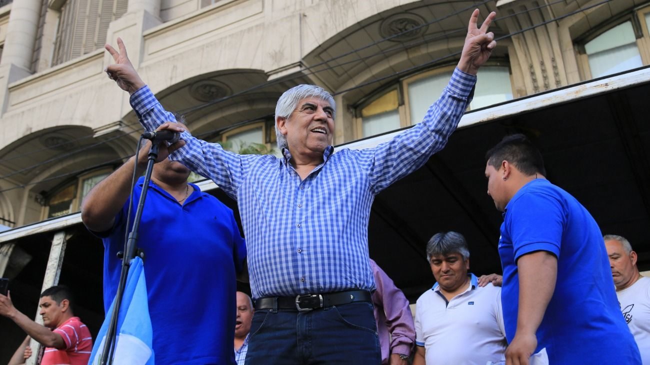 """Hugo Moyano: """"Me cuesta creer que este Gobierno pueda volver a ganar una elección"""""""