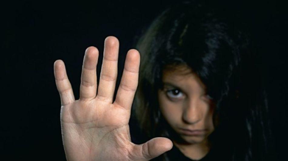 Violación y abuso: parálisis