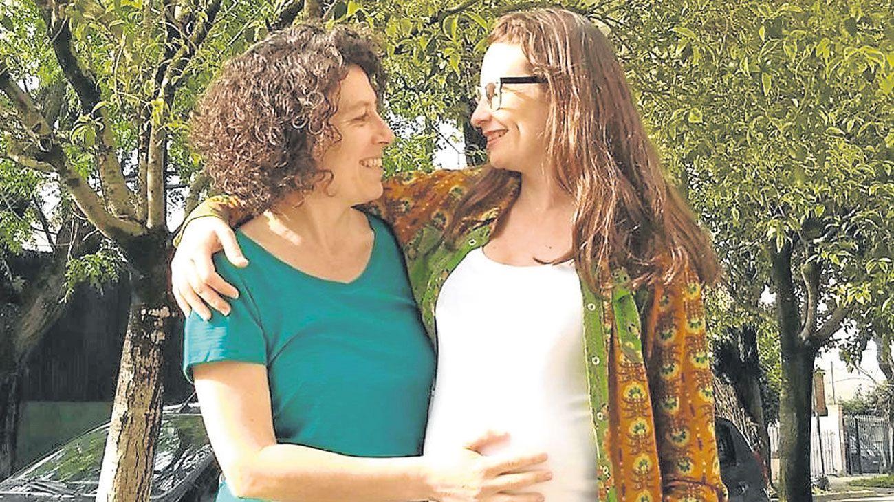 primera vez. La Justicia bonaerense otorgó la misma licencia por maternidad a una pareja de mujeres.