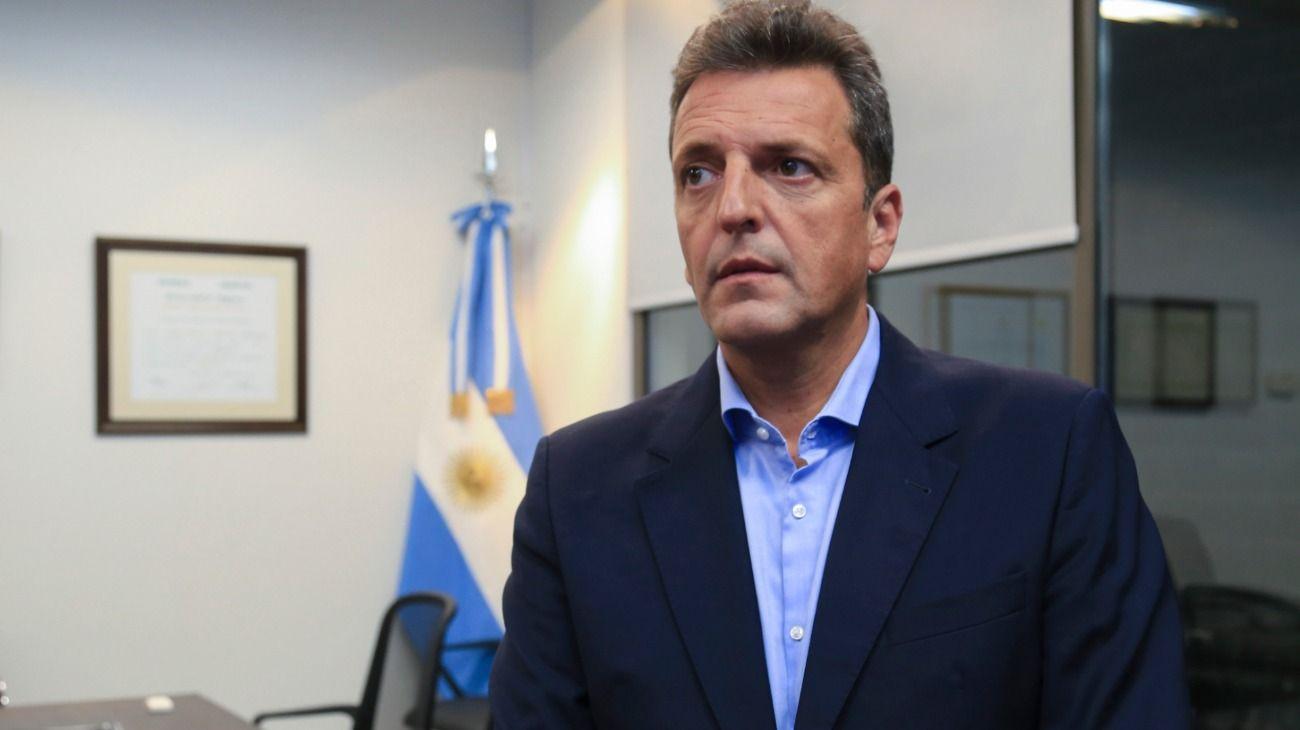 "Video | Sergio Massa: ""Al Presidente le faltó autocrítica"""