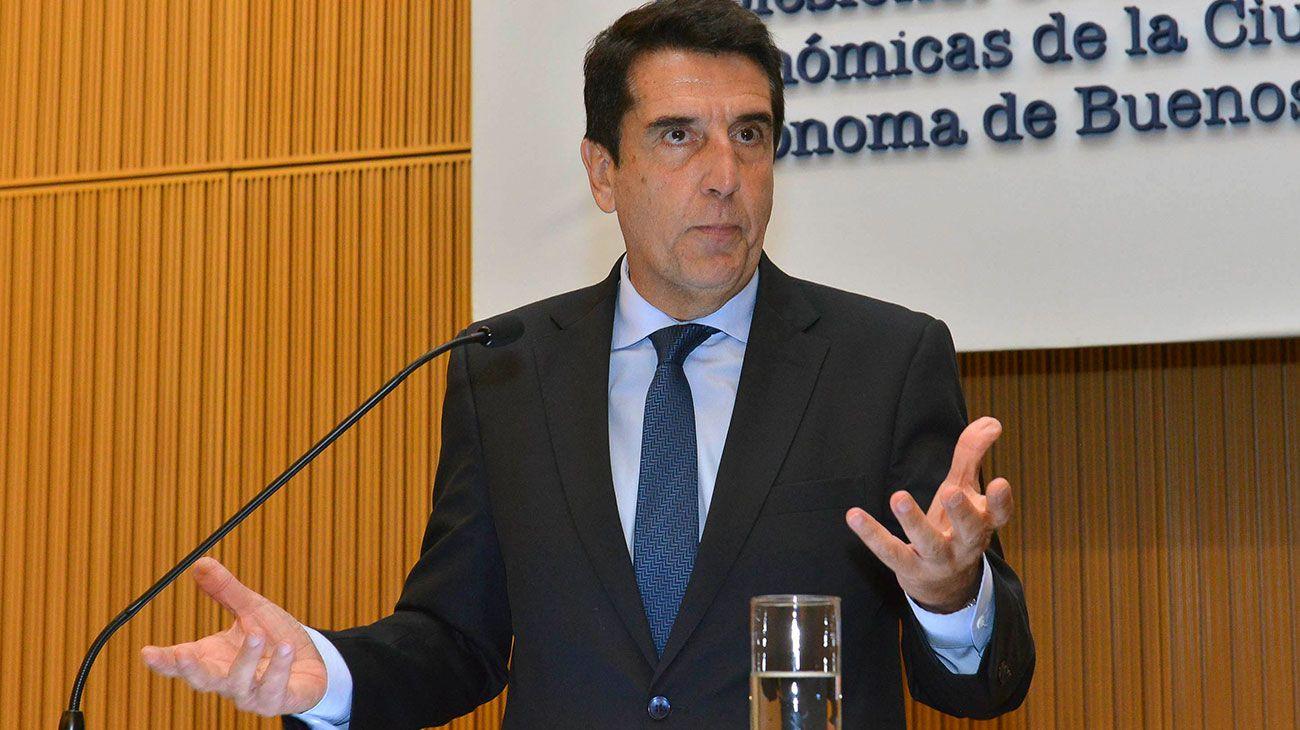 """Melconian alertó a Macri sobre los problemas del """"Plan Picapiedra"""" del FMI"""