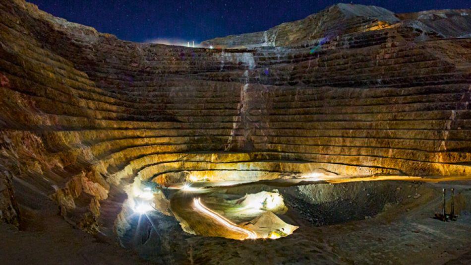Minería