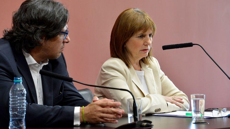 Imagen de archivo | La ministra de Seguridad, Patricia Bullrich, confirmó que el Gobierno enviará al Congreso un proyecto para crear un nuevo sistema de responsabilidad penal juvenil, que bajaría a 15 años la edad de imputabilidad para delitos graves.