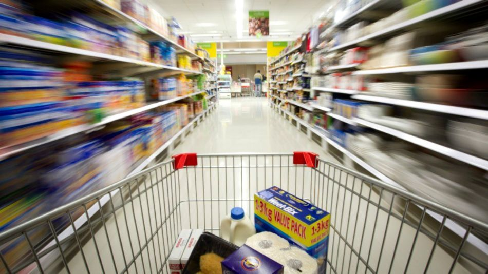kroger microsoft supermercado futurista