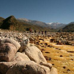 ¿El objetivo? Enviar un mensaje de esperanza a través de un desafío: ascender a la cumbre del pico Gral. Belgrano, la más alta de las Sierras de Famatina, en la Rioja.