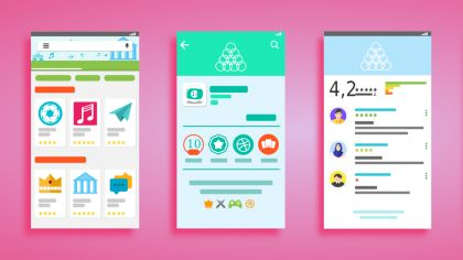 apps populares android google