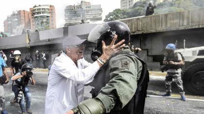 crisis venezuela militares torturas