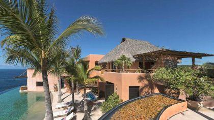 La mansión de Dick Buttera en México está valuada en US$ 13 millones.