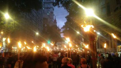 marcha antorchas tarifazo 20190110