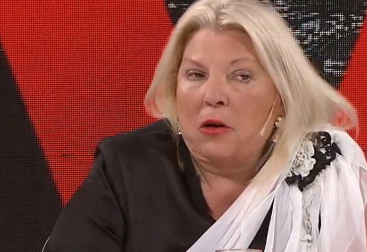 Elisa Carrió diputada nacional regreso