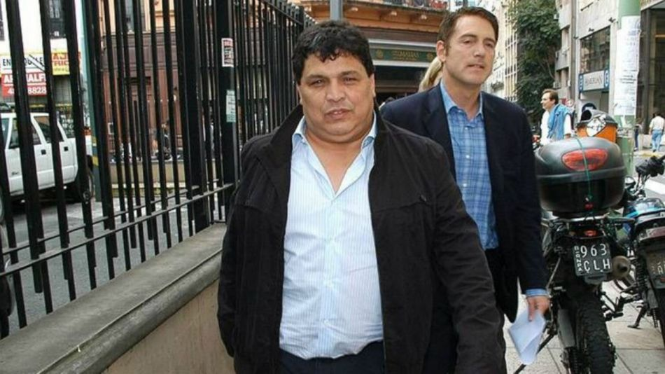 Archivo. Rudy Ulloa, exempleado del expresidente Néstor Kirchner.
