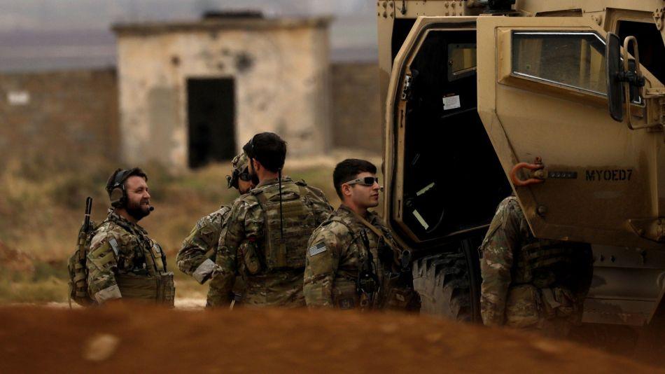 U.S. Has Begun Troop Withdrawal From Syria, Official Tells AP