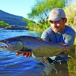 Un año más tarde volvemos a las aguas de los ríos Mansos y Limay para desafiar a los refinados salmónidos. Una salida increíble que recompensó con cantidad y calidad, más alguna que otra sorpresa.