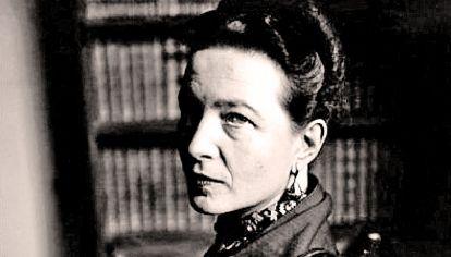 Pionera. Se cumplieron 70 años de la publicación de El segundo sexo, obra fundamental de Simone de Beauvoir.