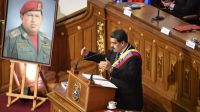 President Nicolas Maduro Delivers State Of The Union Address