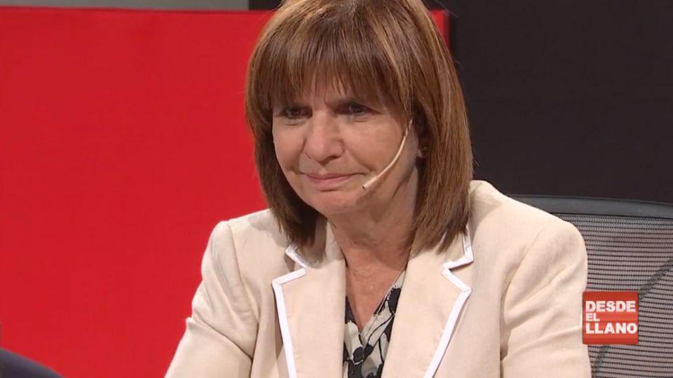 patricia bullrich rumores vicepresidenta