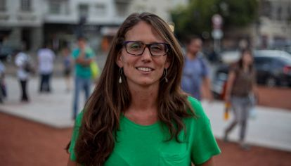 Elízabeth Gómez Alcorta abogada de Milagro Sala