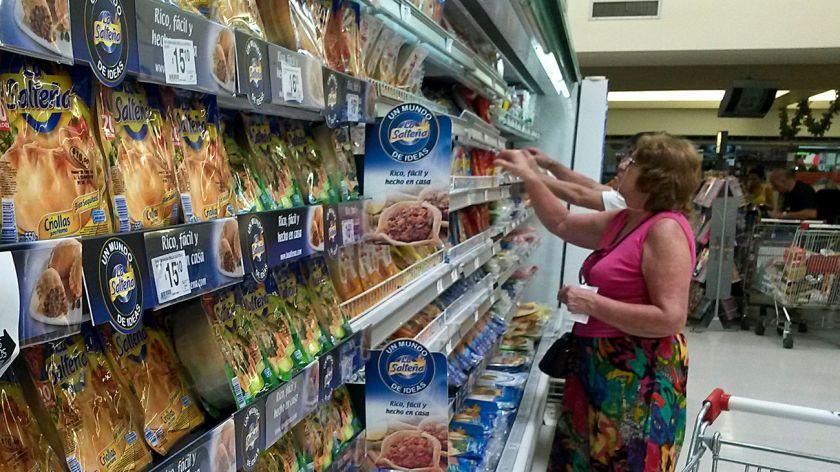 El índice de precios mayoristas sube un 1,3% en diciembre