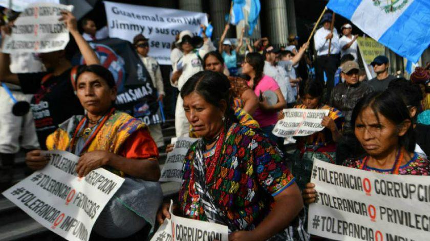 Resultado de imagen para Argentina retira personal de seguridad de una misión de la ONU en Guatemala