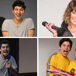 Youtubers que llegaron al teatro en la temporada 2019.