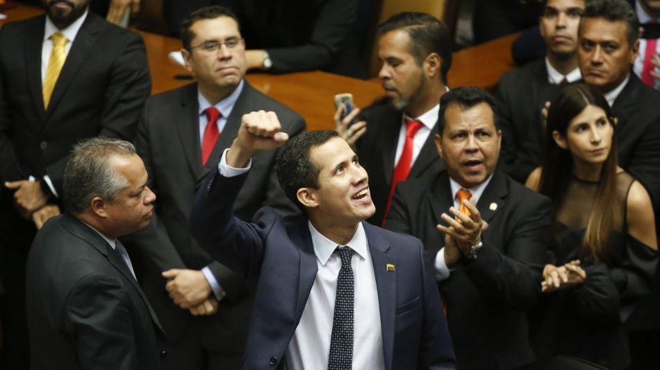 Opposition-Led National Assembly Meets As Latin American Nations Call For New Venezuelan Elections