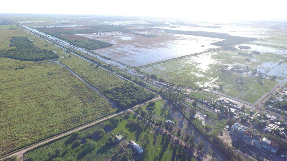 cifras de las inundaciones inta