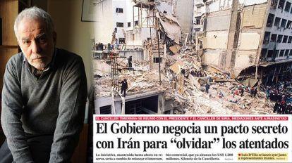 La denuncia de Eliaschev en PERFIL que Nisman tomó para acusar a Cristina