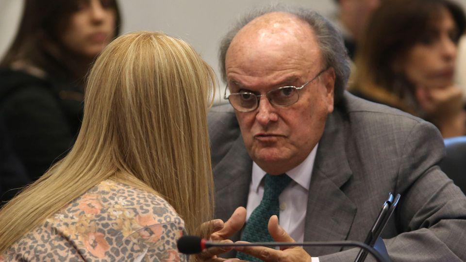 Jose Ignacio De Mendiguren, diputado del Frente Renovador
