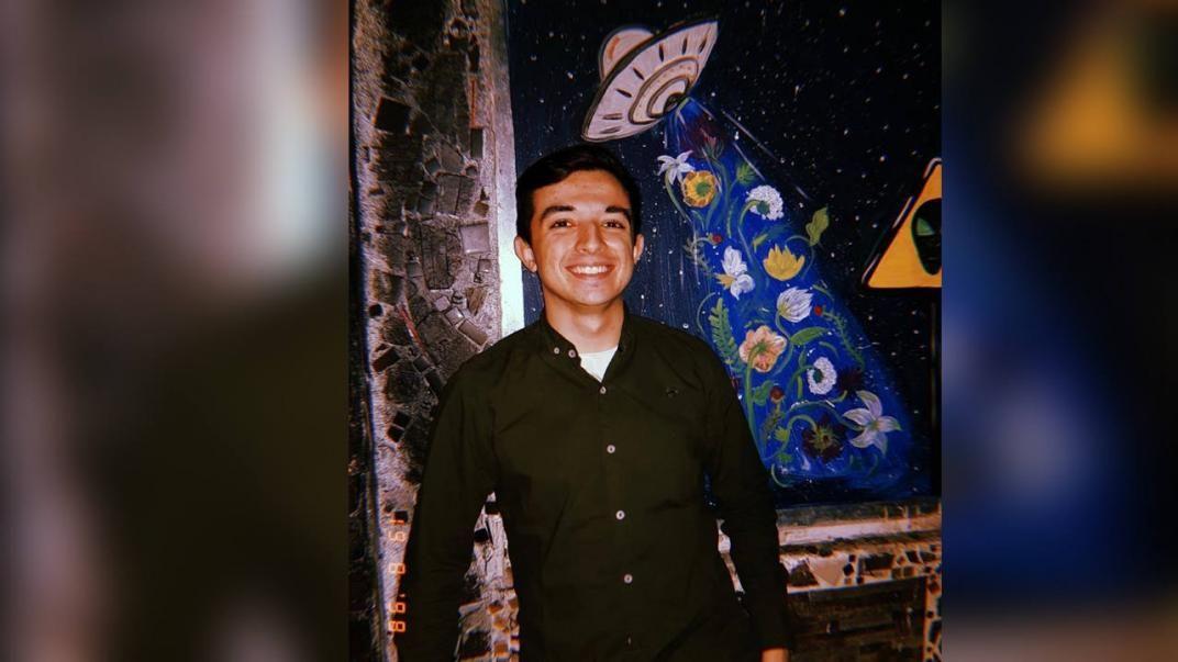 Mateo tenía 21 años y era hijo de Mariano Pablo Pereyra, hijo del conductor de Juntos.